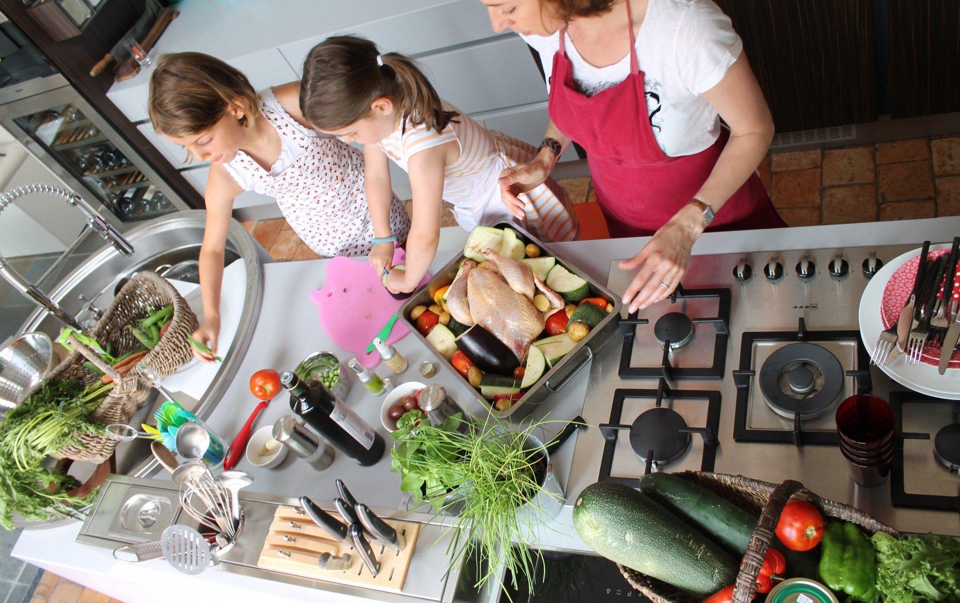 cuisine familiale angers