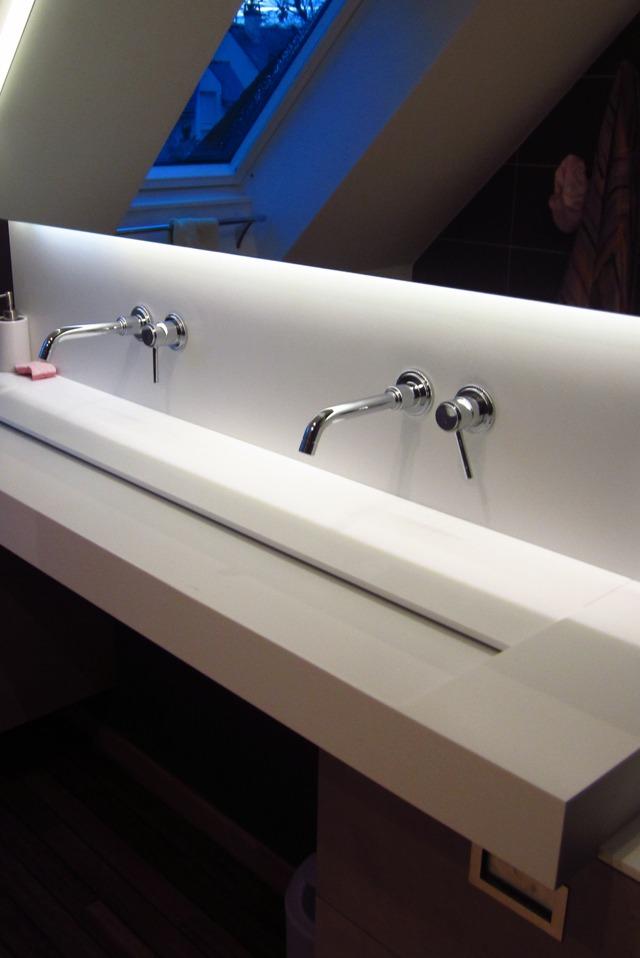 Vasque de salle de bains