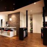 Agencement d'un magasin de vêtement, Angers