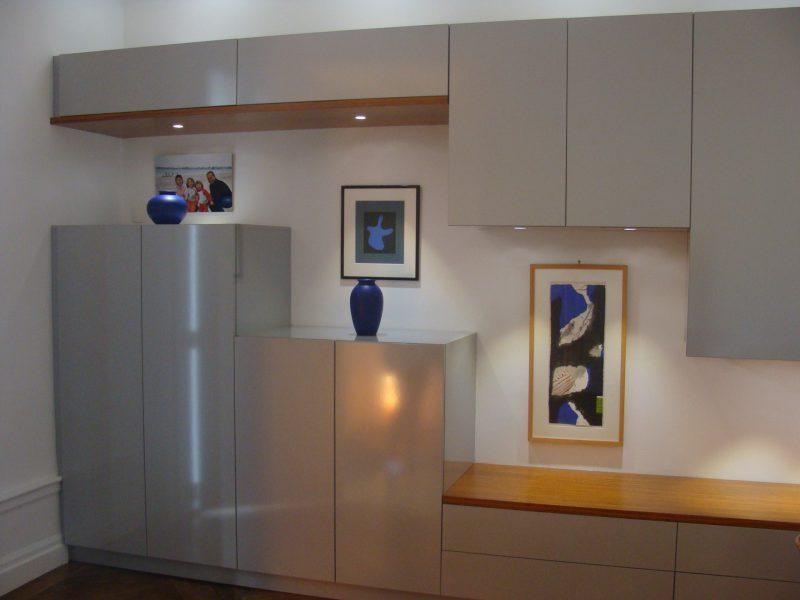 une entr e d structur e creativ mobilier. Black Bedroom Furniture Sets. Home Design Ideas