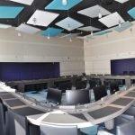 Fabrication du mobilier de la salle de conseil