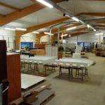 Fabrication du mobilier sur-mesure