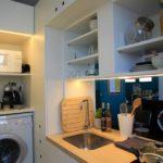mobilier tout en un cuisine dressing salle de bain bureau