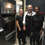 cours cuisine four vapeur et cuisson sous vide Gaggenau