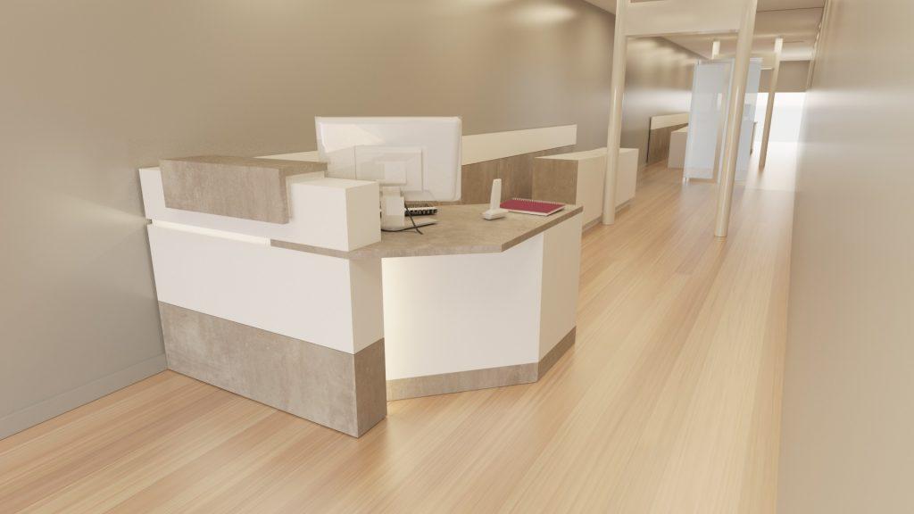 création accueil centre pompidou
