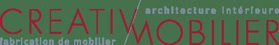 Logo Créativ' Mobilier - fabricant de meubles sur mesure
