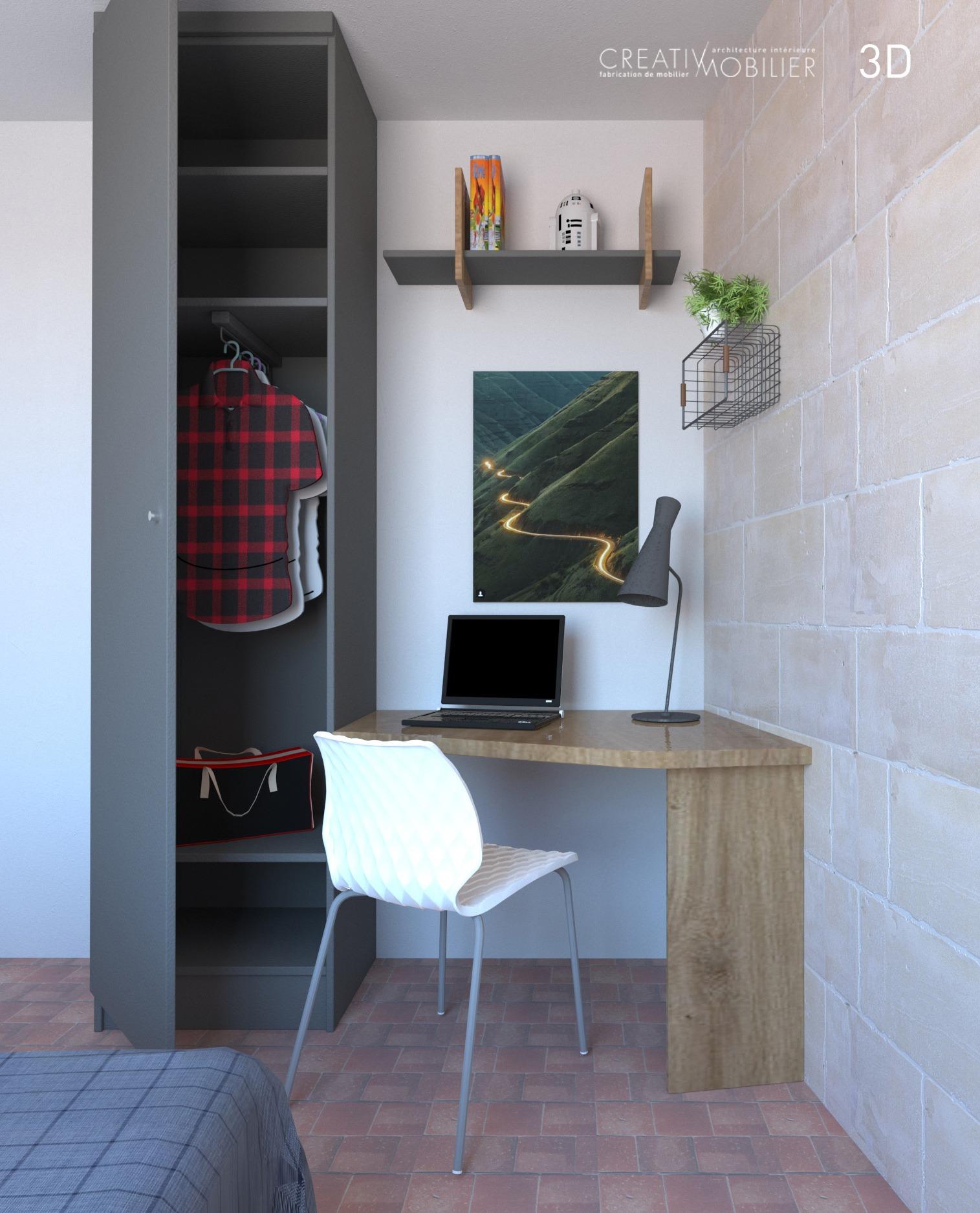 3D - Dressing Bureau