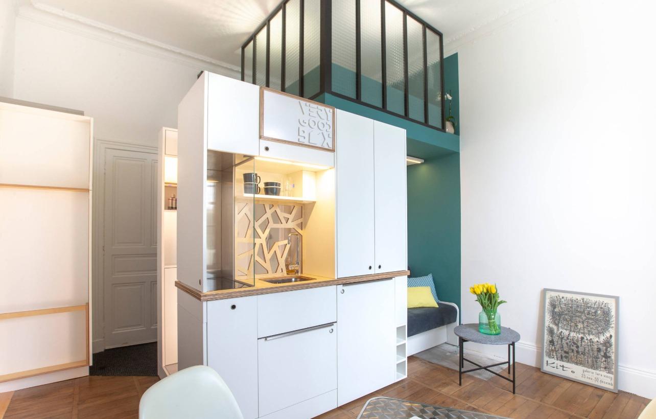 fabrication et pose de la box mini very good box creativ. Black Bedroom Furniture Sets. Home Design Ideas