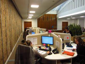 Agencement de bureau