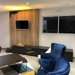 Aménagement salon meuble TV sur-mesure